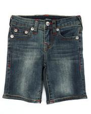 True Religion - Slim Single End Shorts (4-7)-2337352