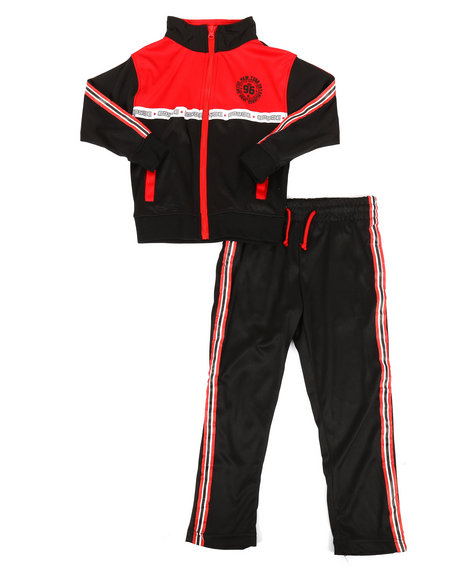 Enyce - 2pc Athletics Jogger Set (8-20)