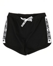 Bottoms - French Terry Shorts (4-6X)-2337551
