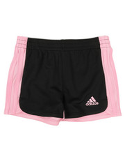 Sizes 2T-4T - Toddler - Three Striped Blocked Shorts (2T-6X)-2342111