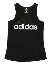 Adidas - Shaped Hem Tank Top (7-20)-2342092