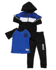 Enyce - 3pc Jogger Set (2T-4T)-2340241