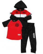 Enyce - 3pc Jogger Set (2T-4T)-2340249