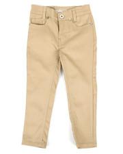 Pants - Skinny Stretch Twill Pants (4-6X)-2338357