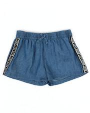 Bottoms - Shorts W/ Logo Taping (7-16)-2342465