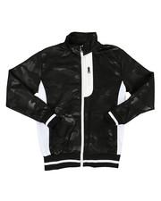 Activewear - Camouflage Textured Jacket (8-20)-2339450