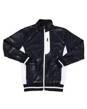 Sizes 8-20 - Big Kids - Camouflage Textured Jacket (8-20)-2339474