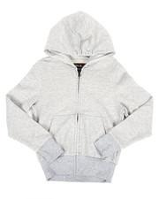 Sizes 8-20 - Big Kids - Full Zip Hoodie (8-20)-2336725