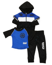 Enyce - 3pc Jogger Set (Infant)-2340237