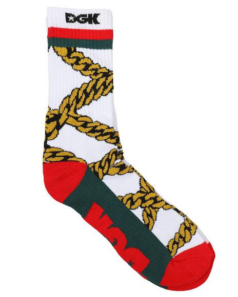 DGK - Chains Crew Socks