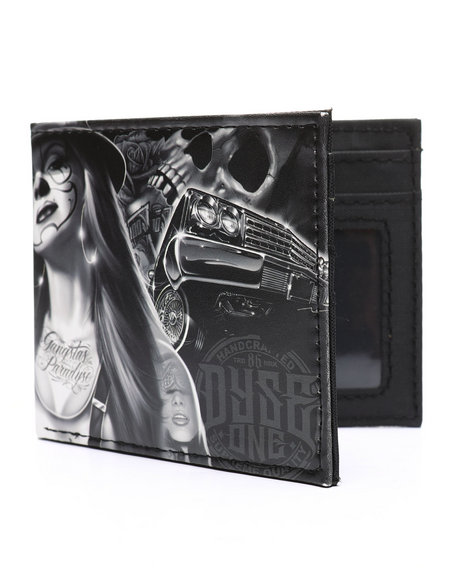 Dyse One - Tattoo Girl Wallet