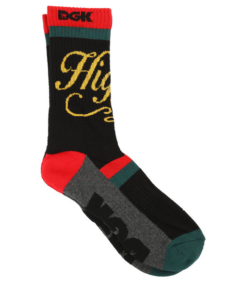 DGK - High Life Crew Socks
