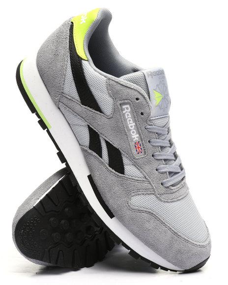 Reebok - CL Leather MU Sneakers