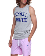 Athleisure for Men - SINGLET TANK-2347423