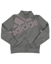 Activewear - Heather Tricot Jacket (8-20)-2337495
