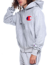 Champion - FULL ZIP CHENILLE HOODY-2347759