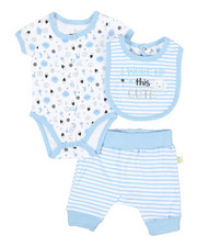 Duck Duck Goose - 3 Piece Knit Set (Infant)-2337525
