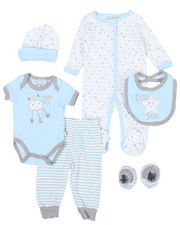 Duck Duck Goose - Little Star 7 Piece Gift Set (Infant)-2339403