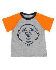 True Religion - Buddha Raglan Tee (2T-4T)-2337368