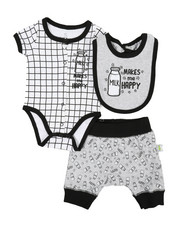 Duck Duck Goose - 3 Piece Knit Set (Infant)-2337539