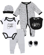 Duck Duck Goose - Happy 7 Piece Gift Set (Infant)-2339414