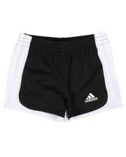 Shorts - Three Striped Blocked Shorts (2T-6X)-2342104