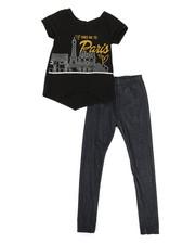 Sizes 4-6x - Kids - Fashion Top & Legging Set (4-6X)-2345580