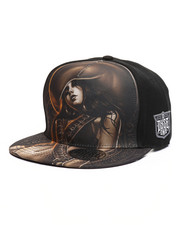 Dyse One - Pirate Girl Snapback Hat-2343794