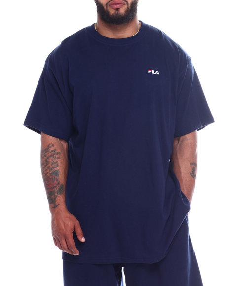 Fila - Left Chest Embroidery Tee (B&T)