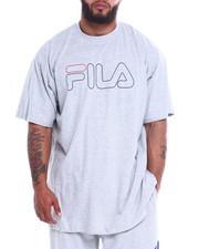 Fila - Fila Print Outline Logo Tee (B&T)-2345687