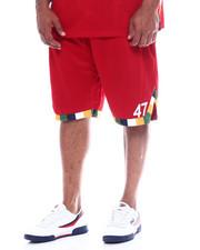 Shorts - Energy Tribe Mesh Short (B&T)-2346866