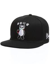 RIOT SOCIETY - Panda Snapback Hat-2346317