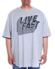Shirts - Live Fast S/S Tee (B&T)-2348063