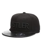 Hustler - Croc Visor Snapback Hat-2343654