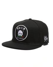 RIOT SOCIETY - Panda Snapback Hat-2346318