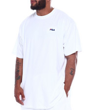 Fila - Left Chest Embroidery Tee (B&T)-2345675