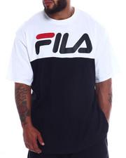 Fila - Fila B&T S/S Big Logo Tee (B&T)-2346894