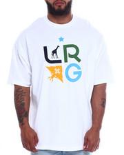 Shirts - LRG Tree Stack Tee (B&T)-2346798