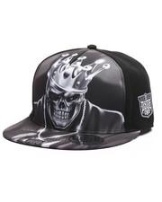 Dyse One - Skull King Snapback Hat-2343793