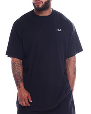 Fila - Left Chest Embroidery Tee (B&T)-2345681