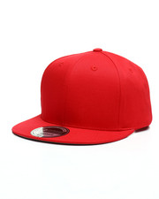 Accessories - Cotton Adjustable Snapback Baseball Snapback Cap-2346302