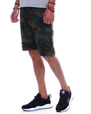 Buyers Picks - Men's Side Zipper Tech Fleece Short-2349092
