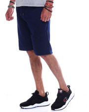 Buyers Picks - Men's Marled Seamed Fleece Short-2349131