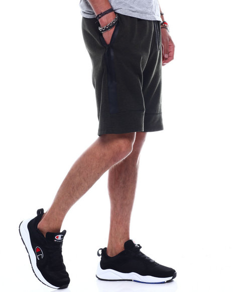 Buyers Picks - Men's Side Zipper Tech Fleece Short