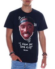 Spring-Summer-M - TUPAC KIND OF FLY TEE-2349030