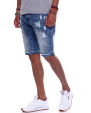 Spring-Summer-M - Distressed Roll Up Jean Short-2348216