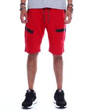 Shorts - Men's Seamed Details Tech Fleece Short-2348394