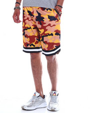 Spring-Summer-M - CAMO MESH B BALL SHORT-2347984