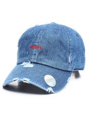 Dad Hats - Vintage NASA Dad Hat-2348576