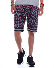 Spring-Summer-M - CHEETAH MESH B BALL SHORT-2347959